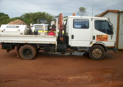 40TK2 Service Truck